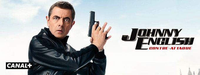 Johnny English contre attaque en août sur CANAL+