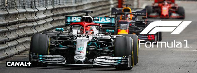 Grand Prix de F1 en août sur CANAL+