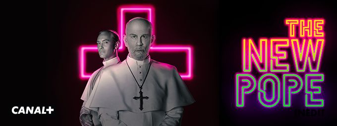 The New Pope en Janvier sur CANAL+