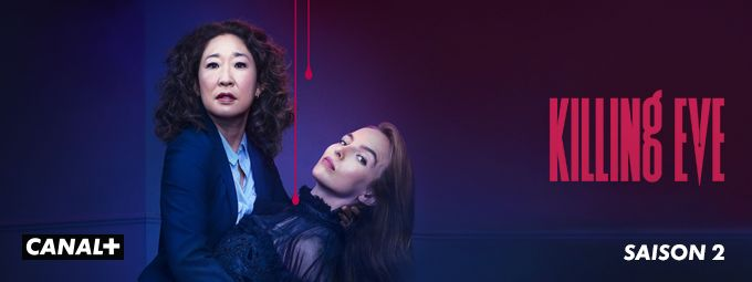 Killing eve en Septembre sur CANAL+SERIES