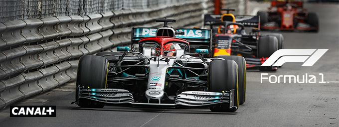 Formule 1TM en Septembre sur CANAL+