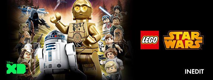 Lego Star Wars en Février sur Disney XD
