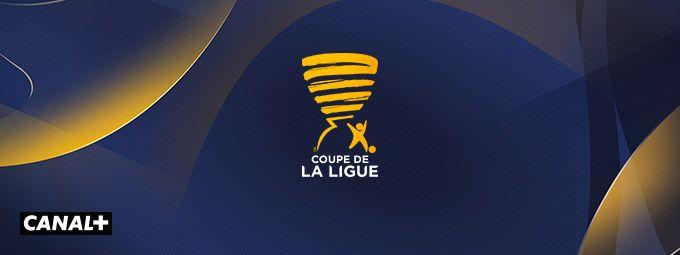 Coupe de la Ligue en Février sur CANAL+