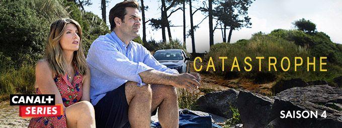 Catastrophe saison 4 en Février sur CANAL+Séries
