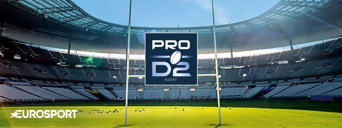 Pro D2 en Septembre sur Eurosport