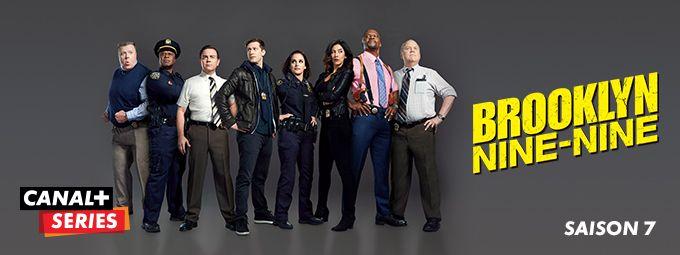 Brooklyn Nine-Nine - Saison 7 - En février sur CANAL+Séries
