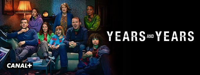 Years and years en Septembre sur CANAL+SERIES