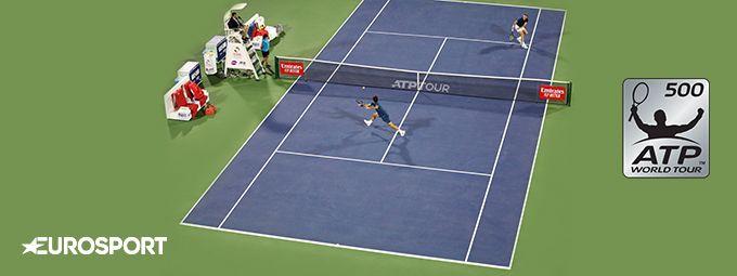 ATP 500 - En février sur Eurosport