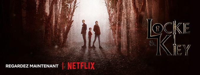Locke and Key - En février sur Netflix