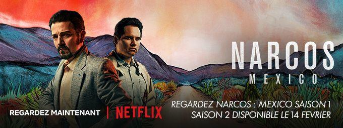 Narcos Mexico - En février sur Netflix