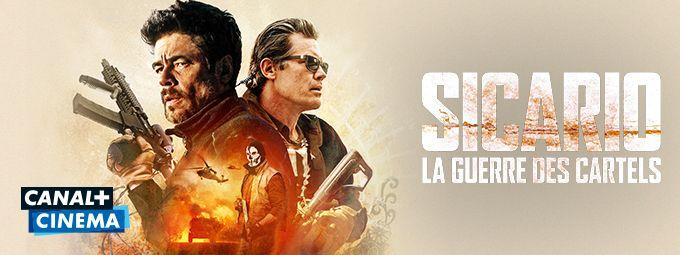 Sicario - La guerre des cartels - En octobre sur CANAL+CINEMA