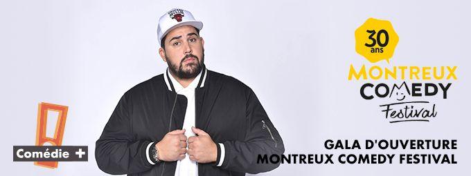 Gala d'ouverture Montreux Comedy Festival
