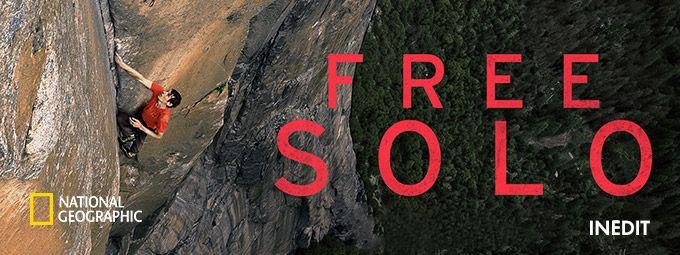 Free Solo en Mars sur National Géographic