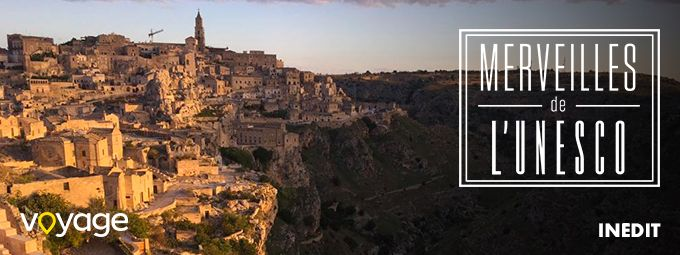 Les merveilles de l'UNESCO en octobre sur Voyage