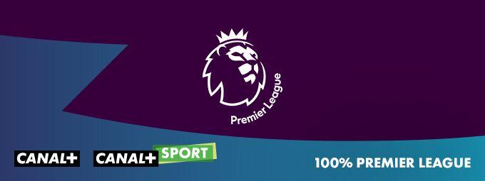 100 % de la Premier League sur CANAL+ et CANAL+SPORT