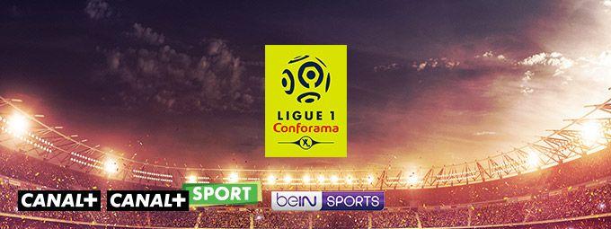 Ligue 1 Conforama saison 2019/2020 en Mars sur CANAL+, CANAL+ Sport et beIN Sport