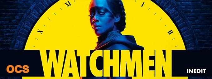 Watchmen - Inédit en octobre sur OCS