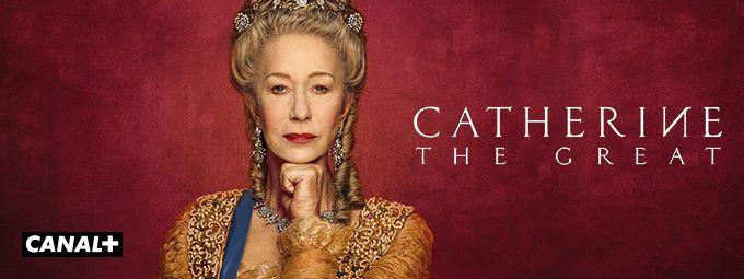 Catherine The Great - En novembre sur CANAL+