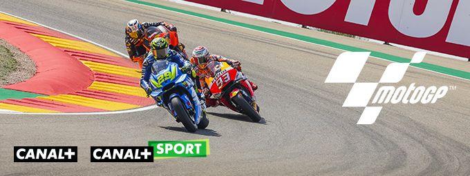 Moto GP en octobre sur CANAL+ et CANAL+SPORT