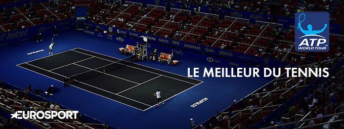 Le meilleur du tennis en Mars sur Eurosport