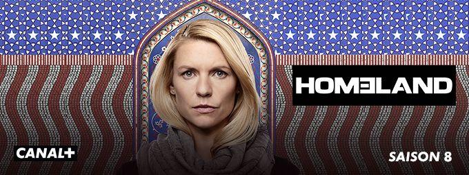 Homeland - Saison 8 - En mars sur CANAL+