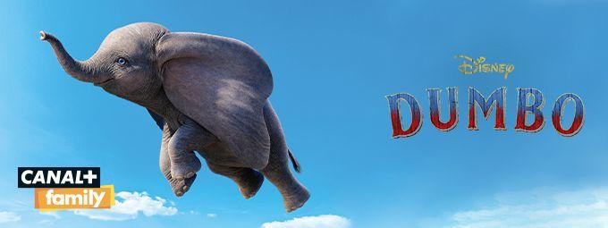 Dumbo - En mars sur CANAL+Family