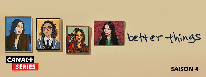 Better things - Saison 4 - En mars sur CANAL+Séries