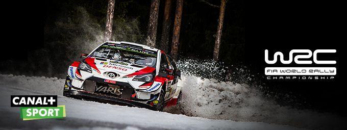WRC - En février sur CANAL+SPORT
