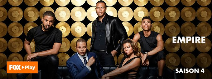 Empire - Saison 4 - En mars sur Fox Play
