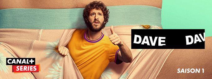 Dave - Saison 1 - En mars sur CANAL+Séries