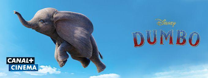 Dumbo - En mars sur CANAL+CINEMA