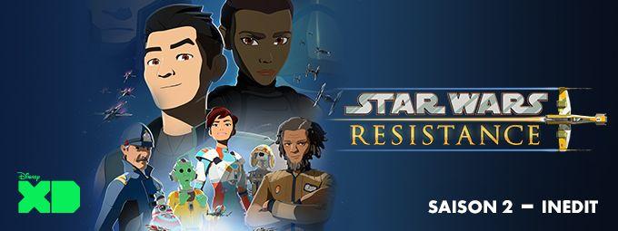 Star Wars Resistance - En novembre sur Disney XD