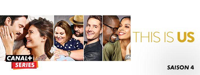 This is us Saison 4 en novembre sur CANAL+SERIES