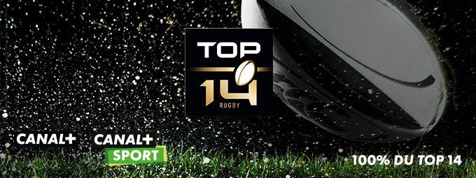 Top 14 en novembre sur CANAL+ et CANAL+SPORT