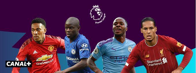 Premier League - En mars sur CANAL+