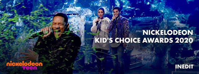 Nickelodeon Kids Choice Awards 2020 - Inédit en mars sur Nickelodeon