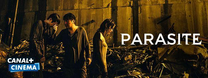 Parasite - En mars sur CANAL+CINEMA