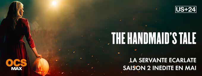 The Handmaid's Tale : La Servante Ecarlate en mai sur OCS MAX