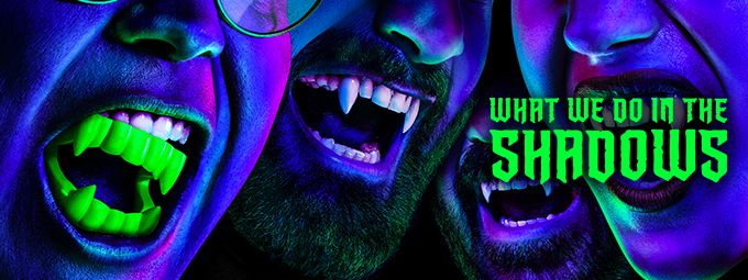 What we do in the shadows sur CANAL+SERIES
