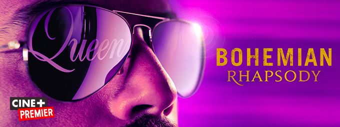 Bohemian Rapsody en avril sur CINE+PREMIER