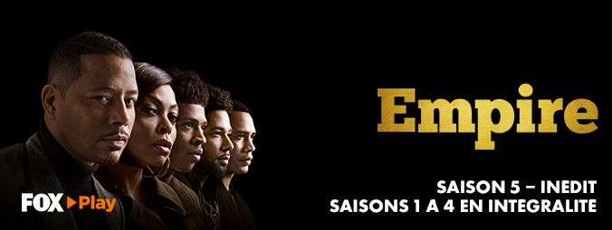 Empire saison 5 - En avril sur Fox Play