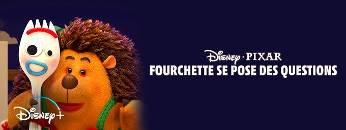 Fourchette pose ses questions - En avril sur Disney+