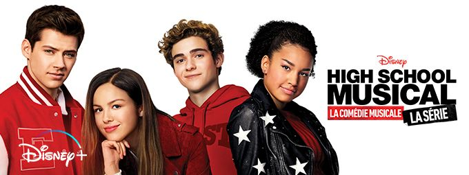 High School Musical - En avril sur Disney+