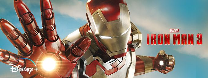 Iron man 3 - En avril sur Disney+