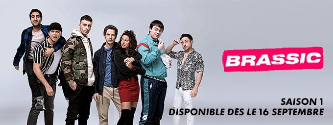 Brassic saison 1 disponible le 16 Septembre sur CANAL+SERIES