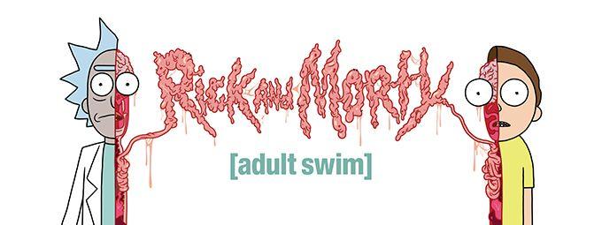 Rick and Morty - En février sur Adult Swim