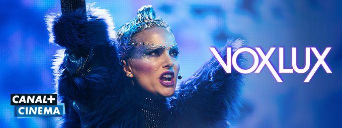 Voxlux - En novembre sur CANAL+CINEMA