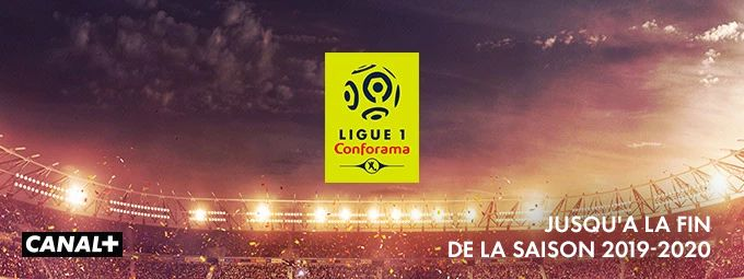Ligue 1 Conforama en Avril sur CANAL+