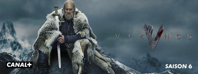 Vikings Saison 6 - En avril sur CANAL+