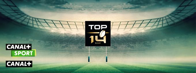 Top 14 en septembre sur CANAL+ et CANAL+SPORT